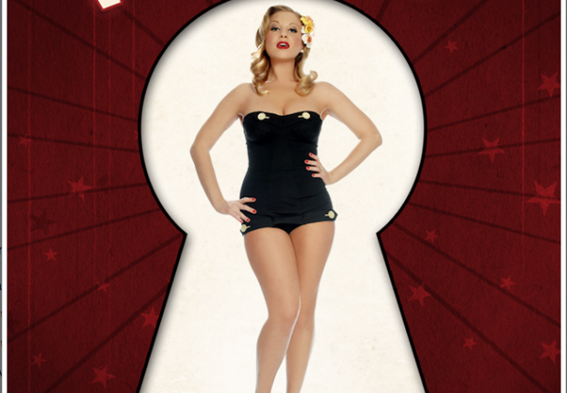 Pin-up Booth Photo App cover